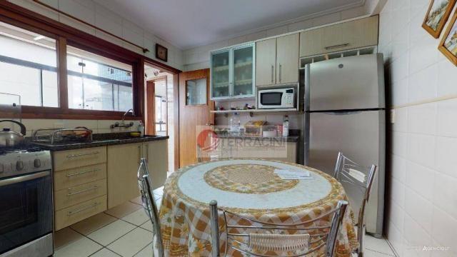 Apartamento com 3 dormitórios à venda, 120 m² por R$ 649.000 - Jardim Lindóia - Porto Aleg - Foto 14