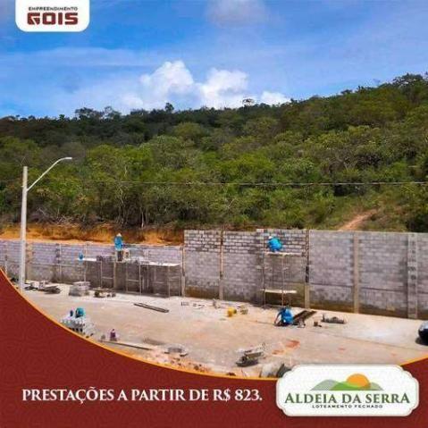 LOTEAMENTO FECHADO ALDEIA DA SERRA - Loteamento - 300 a 670m² - Luziânia - GO - Foto 7