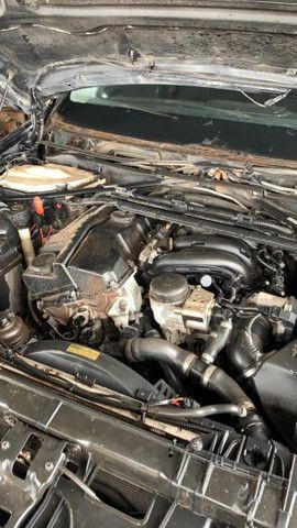 Bmw 120i cambio manual 2009 Sucata para retirada de peças - Foto 9