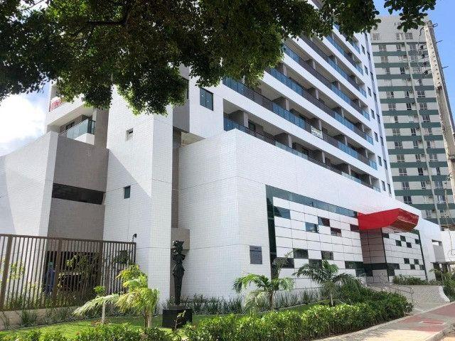 Mobilidade que você precisa? Apartamento com 02 Quartos no Centro do Recife - Foto 7