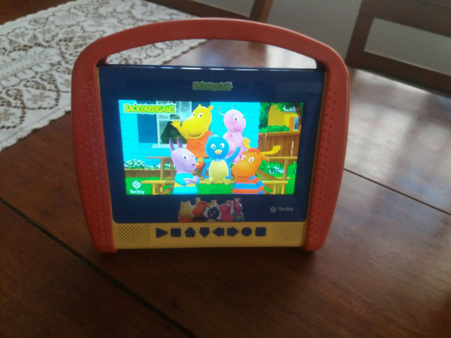 Dvd Tectoy k3500.Backyardigans