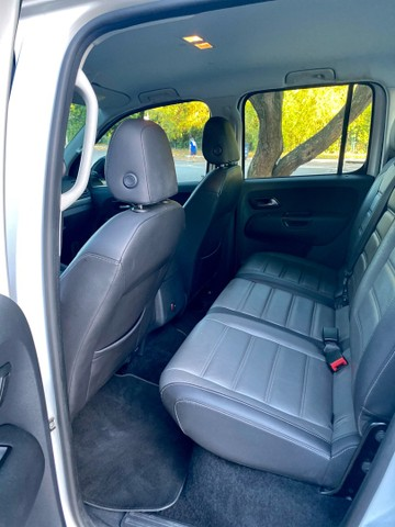 Vw Amarok Highline CD 3.0 V6 4x4 Diesel Automático - Foto 11