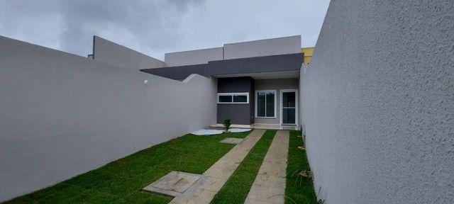 Casa de 3 Quartos | Varanda Gourmet | Terreno com 34m de comprimento - Foto 6