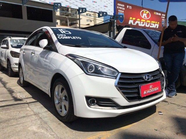 Hyundai HB20S 1.6 Gnv Premium (Aut) 2016