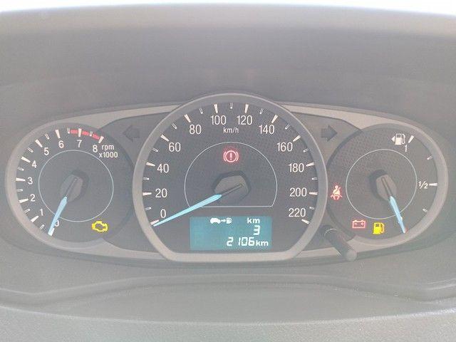 Ford Ka Se Plus 1.0 2021 apenas 2.150 km  - Foto 3