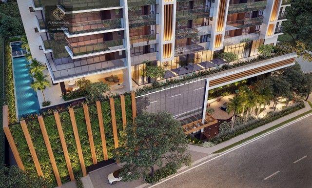 Apartamento 65,65m e 02 quartos ao lado da Praça das Flores na Aldeota - Fortaleza- Ceará. - Foto 3
