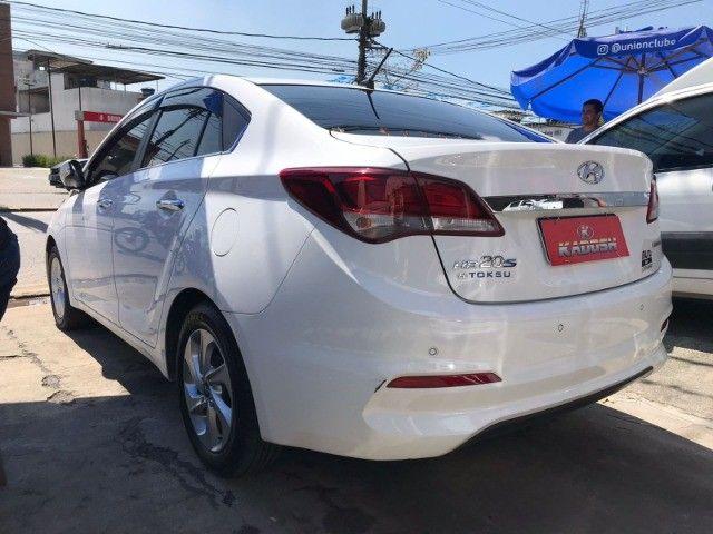 Hyundai HB20S 1.6 Gnv Premium (Aut) 2016 - Foto 17