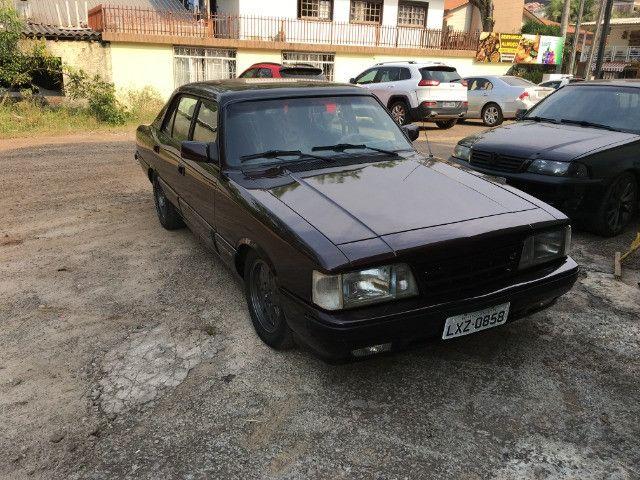 Opala 92/92 6cc Turbo AC troca