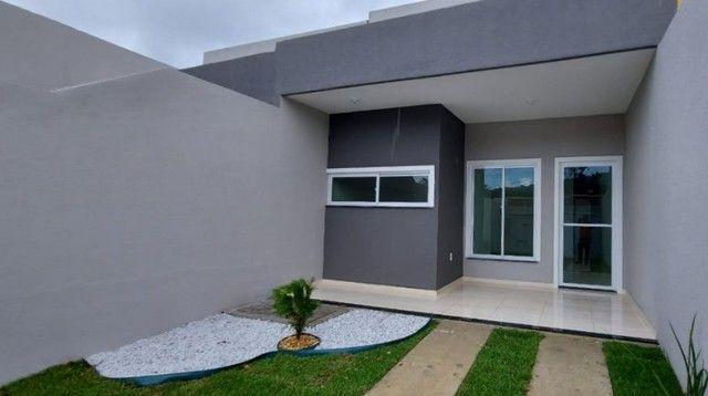 Casa de 3 Quartos | Varanda Gourmet | Terreno com 34m de comprimento - Foto 5