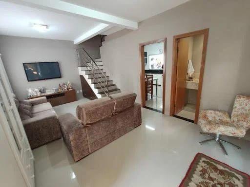 Casa sobrado em condomínio com 3 quartos no Condomínio Horizontal Vale De Avalon - Bairro - Foto 9
