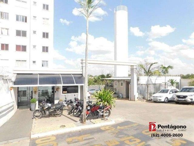 Apartamento para alugar com 2 dormitórios em Vila redenção, Goiânia cod:24083 - Foto 2