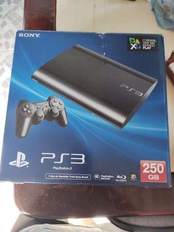 Caixa de PS3 (Somente a Caixa)