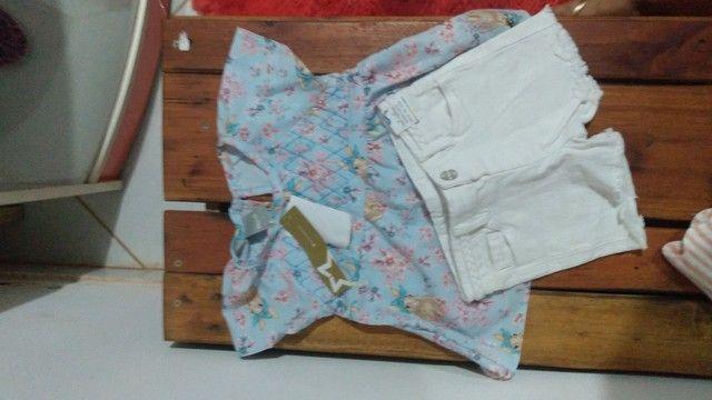 Vendo roupas infantil - Foto 5