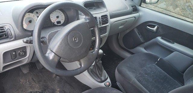 Renault Clio Previlege 1.0 16v completo no GNV - Foto 10