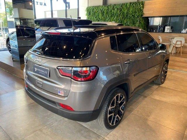 Jeep Compass Limited 2.0 Automático Flex C Teto e High Tech 2019 - Foto 20