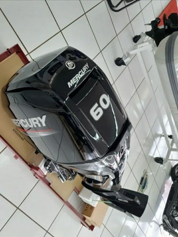 Mercury 60 Hp