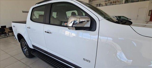 Chevrolet S10 2.8 16v turbo diesel ltz cd 4x4 automático - Foto 4