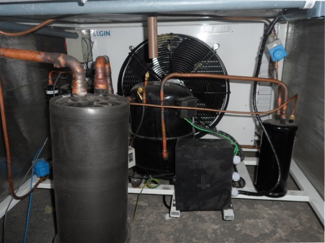 Ultracongelador  tunel de congelamento.aceita carro - Foto 6