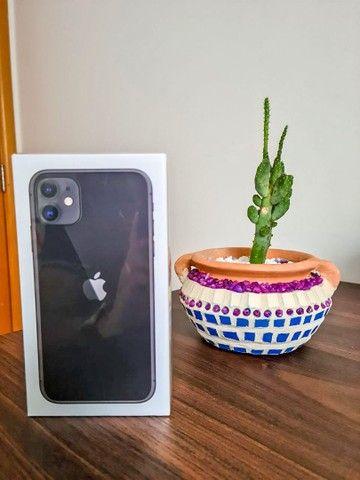 iPhone 11 64Gb NOVO e LACRADO 12x ou DESCONTO à vista - Foto 3