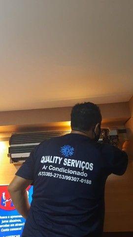 instalação de ar condicionado Split em Promoção ! agende via whats 99307.0188   - Foto 3