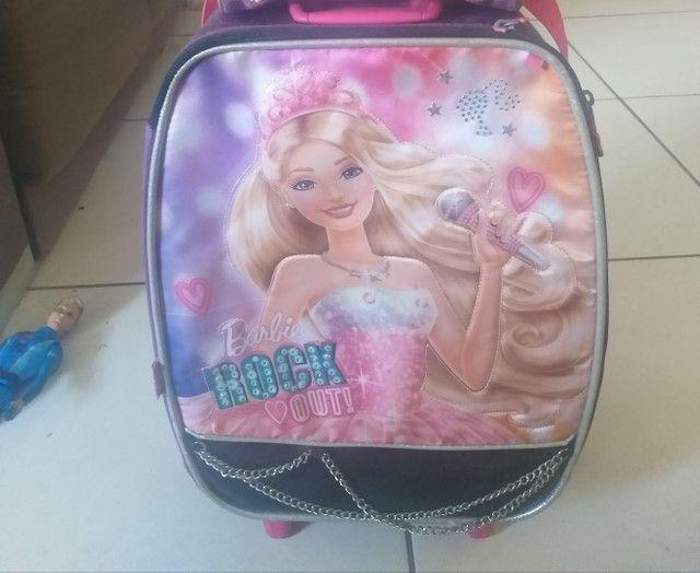Mochila mala da Barbie  - Foto 2