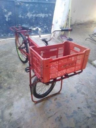 bicicleta cargueira - Foto 6