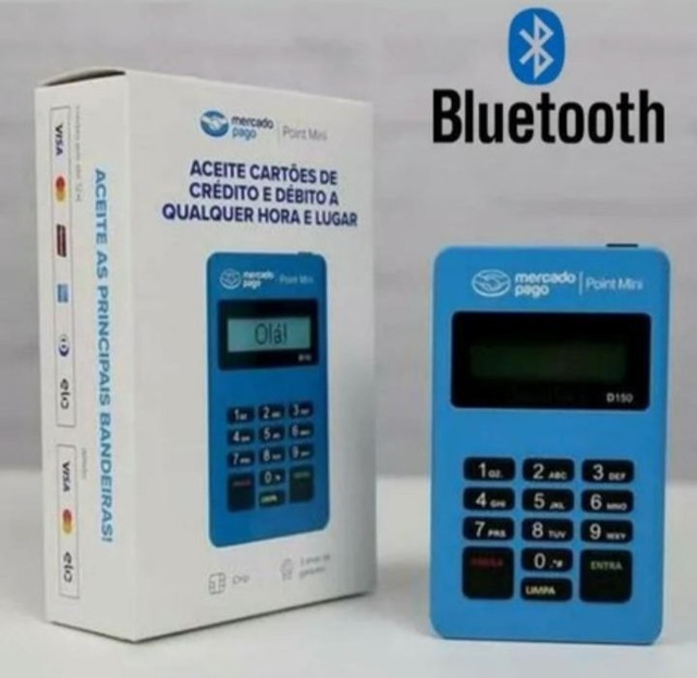 Mercado pago point 150 bluetooth