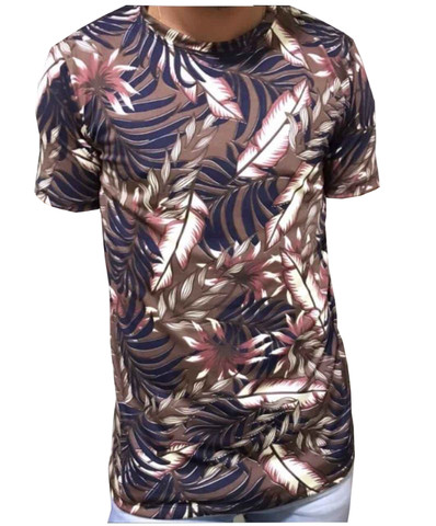 Kit 60 camiseta floral adulta - Foto 6