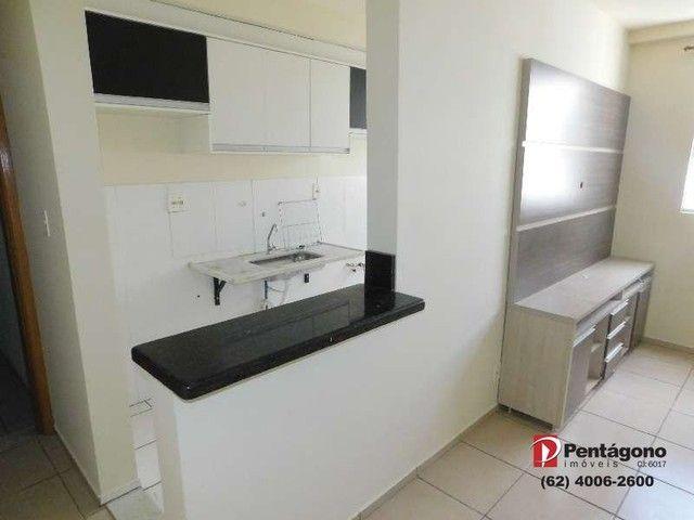 Apartamento para alugar com 2 dormitórios em Vila redenção, Goiânia cod:24083 - Foto 7