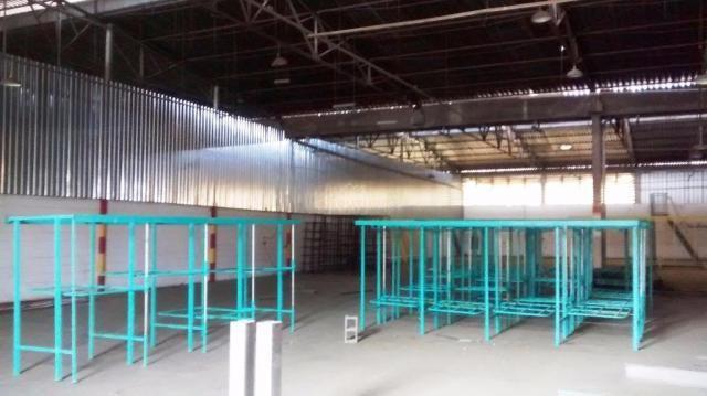 Barracão comercial para locação, Estádio, Rio Claro. - Foto 4