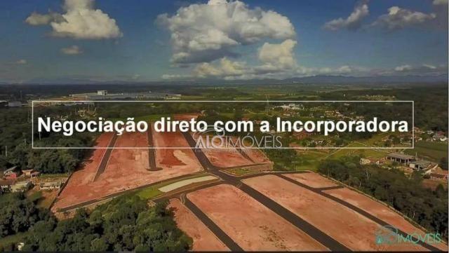 Terreno à venda, 144 m² por r$ 84.270,00 - eucaliptos - fazenda rio grande/pr - Foto 19