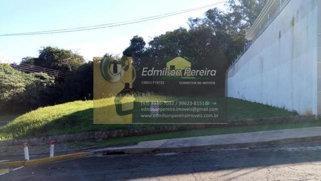 Terreno no Jardim Bela Suíça  em Londrina - PR