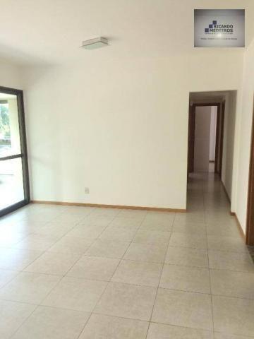 Apartamento de 130m²,com 4/4, Alphaville I, Salvador.