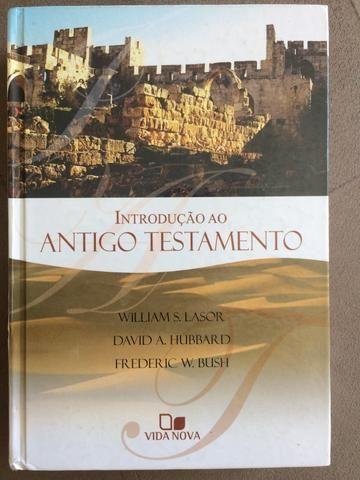 Introdução Ao Antigo Testamento Vida Nova - Lasor