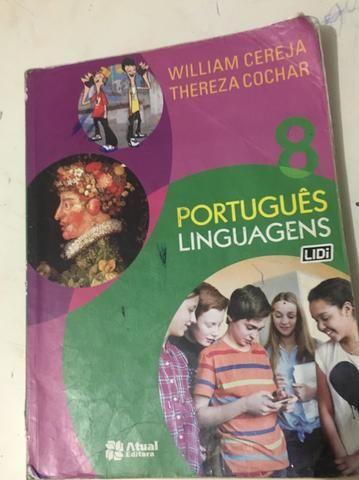 Português linguagens 8
