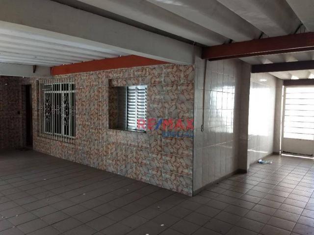 Casa com 3 dormitórios para alugar, 450 m² por r$ 6.000,00/mês - vila augusta - guarulhos/ - Foto 4