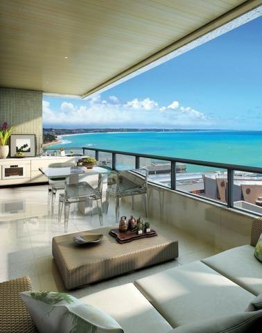 4 suites na Jatiuca Residencial Vivarine