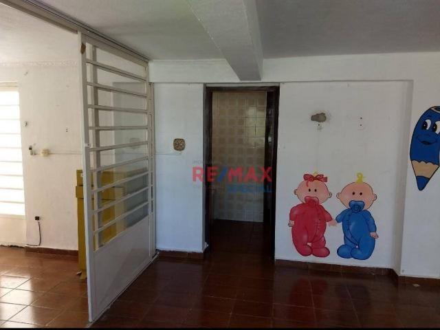 Casa com 3 dormitórios para alugar, 450 m² por r$ 6.000,00/mês - vila augusta - guarulhos/ - Foto 18