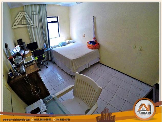 Vendo apartamento 3 quartos no bairro Jacarecanga - Foto 5