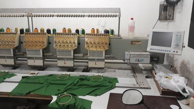 Marquina de bordado industrial - Foto 5