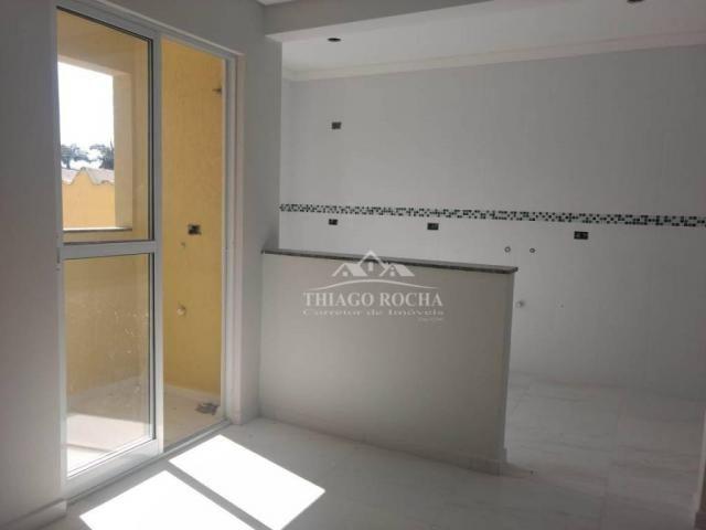 Apartamento 3 quartos, 1 suíte e sacada com churrasqueira- boneca do iguaçu - Foto 5