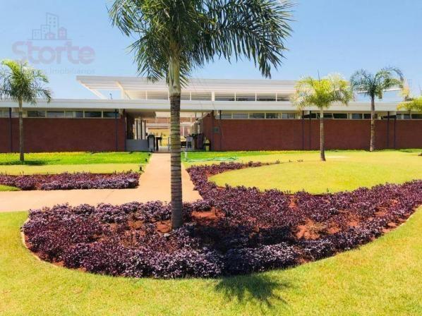 Terreno à venda, 466 m² por r$ 337.000 - granja marileusa - alphaville 1 - uberlândia/mg - Foto 6