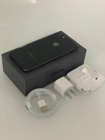 Iphone 8 256GB Space Gray - Usado em excelente estado - Foto 2