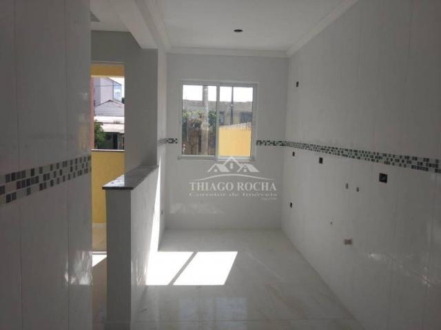 Apartamento 3 quartos, 1 suíte e sacada com churrasqueira- boneca do iguaçu - Foto 9