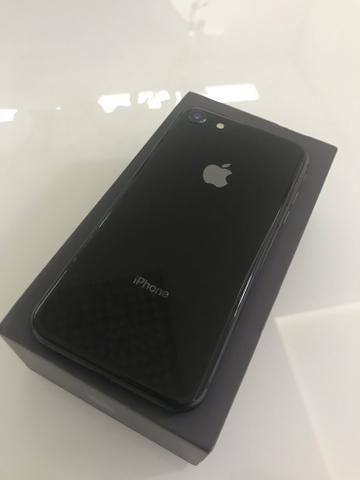 Iphone 8 256GB Space Gray - Usado em excelente estado - Foto 5
