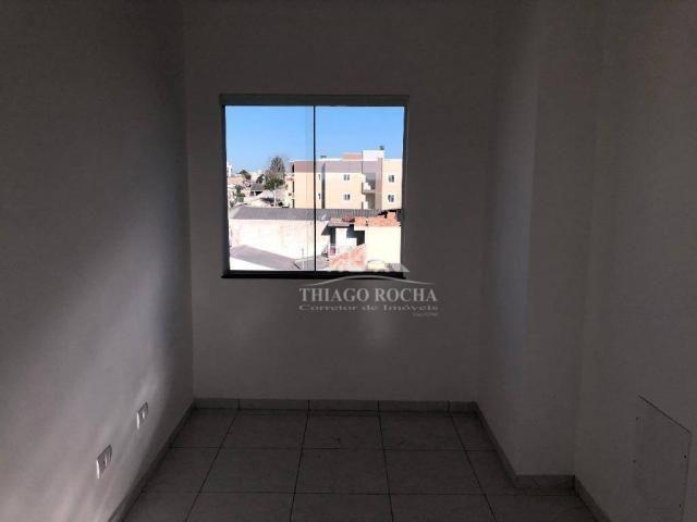 Apartamento terraço, 2 quartos, churrasqueira- afonso pena - Foto 11