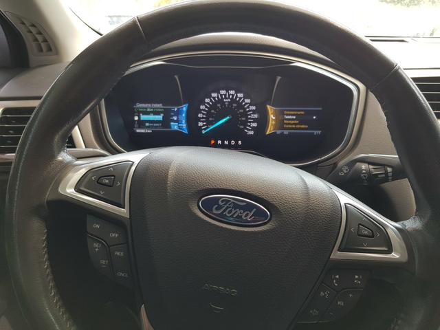 Ford fusion se motor 2.5 aut 13/13 unico dono com 66.092 km rodados - Foto 9