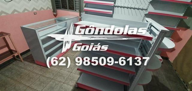 "GÔNDOLAS GOIÁS ""Loja de Cosmético"" - Foto 4"