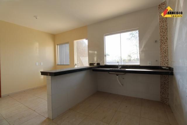 Casa residencial para aluguel, 3 quartos, 1 vaga, joão paulo ii - divinópolis/mg - Foto 8