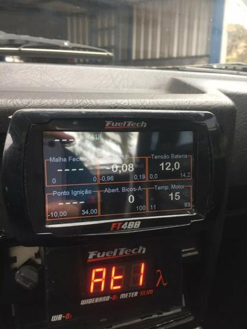 Gol GL 88 fueltech - Foto 12